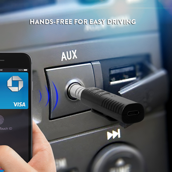 Беспроводной Bluetooth AUX аудио приемник адаптер 4.1 Bluetooth Handsfree Car Kit 3.5 мм aux bluetooth hands free music receiver